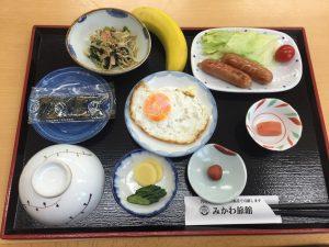ビジネス用朝食2