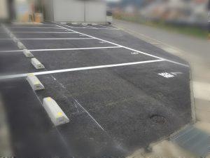 みかわ旅館 駐車場